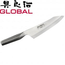 Nóż Global Orientalny Deba 18 cm Praworęczny G-7R