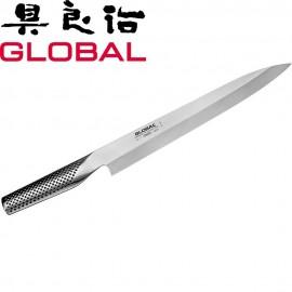 Nóż Global Yanagi Sashimi 25 cm Praworęczny G-11R