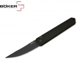 Nóż Boker Plus USA ProTech Kwaiken Auto All Black