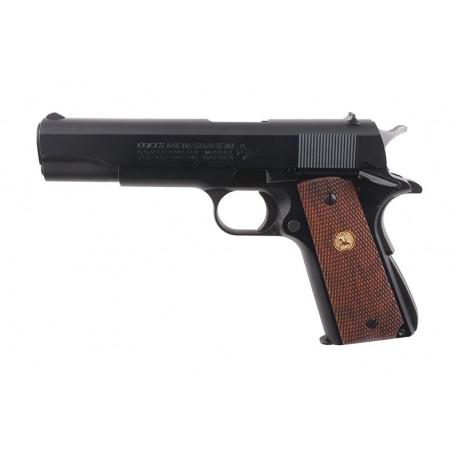 Pistolet ASG Tokyo Marui Government Series 70 - czarny