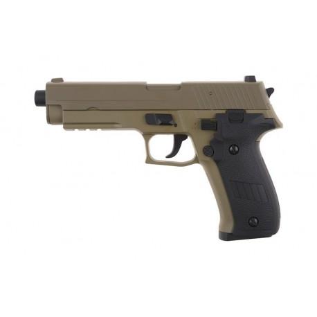 Pistolet CYMA AEG CM122 - tan