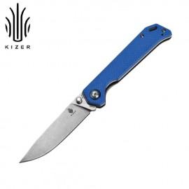 Nóż Kizer Vanguard Begleiter V4458A3 G10 niebieski