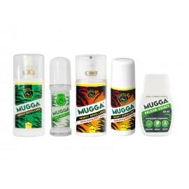Środki na komary, kleszcze oraz inne owady