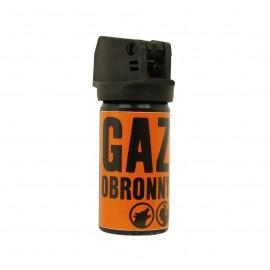 Gazy obronne