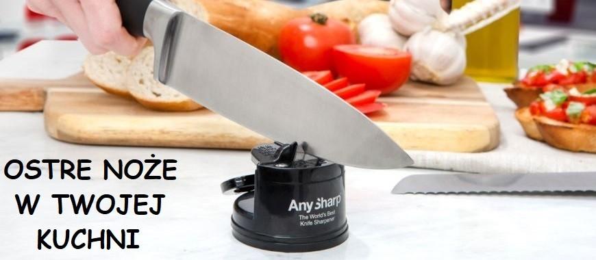 Najlepsza ostrzałka do Twojej kuchni