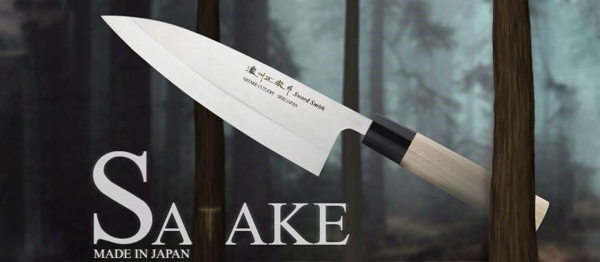 Noże kuchenne Satake