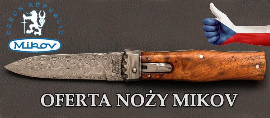 Noże Mikov