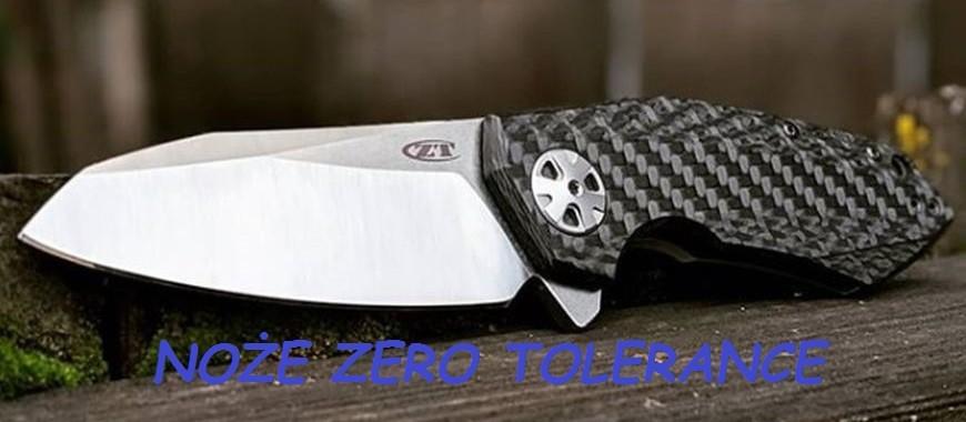 Noże Zero Tolerance