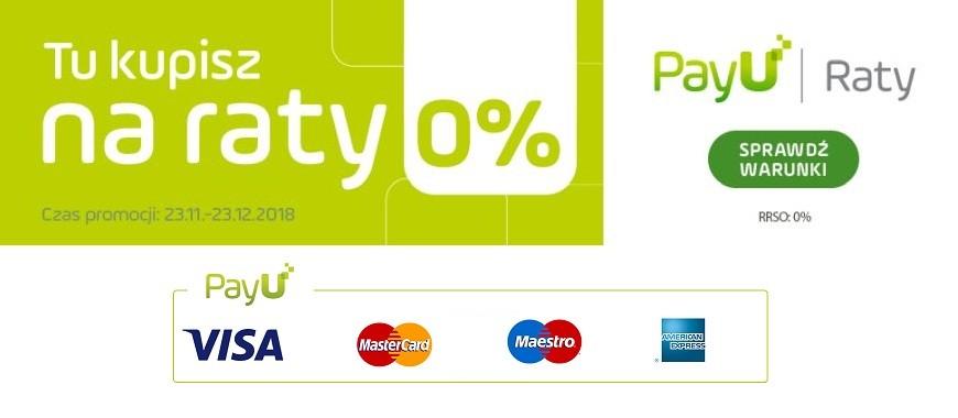Raty PayU 0%